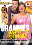 Grannies Want 'm Young
