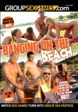 GROUPSEX GAMES - Banging On The Beach