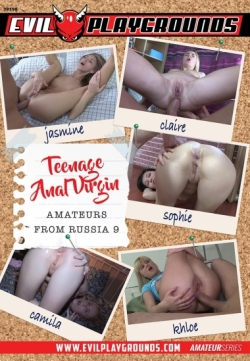 Teenage Anal Virgin Amateurs From Russia 9