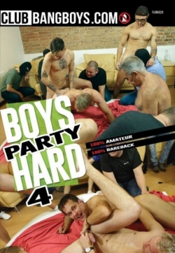 Boys Party Hard 4